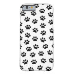 PAWPRINTS (puppy dog paw prints) ~ Barely There iPhone 6 Case