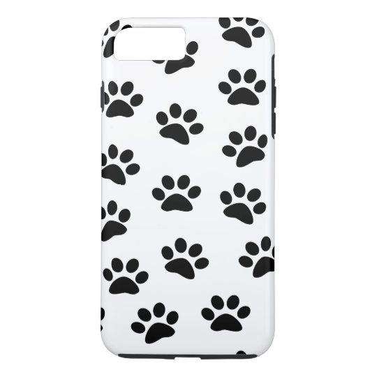new product e5cf0 72a3a PAWPRINTS (puppy dog paw prints) ~.png Case-Mate iPhone Case