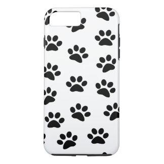 PAWPRINTS (puppy dog paw prints) ~.png iPhone 8 Plus/7 Plus Case