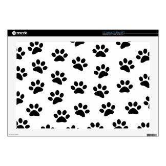 PAWPRINTS (puppy dog paw prints) ~.png Laptop Skins
