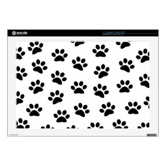 PAWPRINTS (puppy dog paw prints) ~ Decal For Laptop