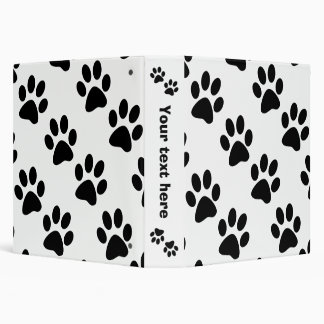 Paws 3 Ring Binder