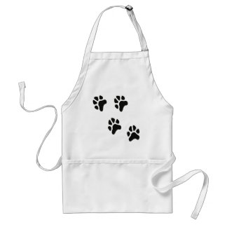 Paws! Adult Apron