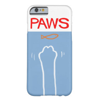 Paws Barely There iPhone 6 Case