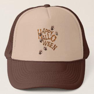 PAWS & BONES by SHARON SHARPE Trucker Hat