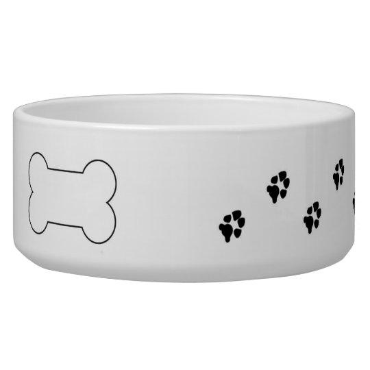 Paws bowl