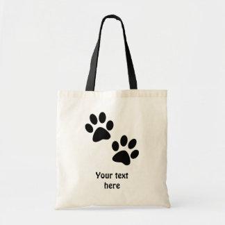 Paws Budget Tote Bag