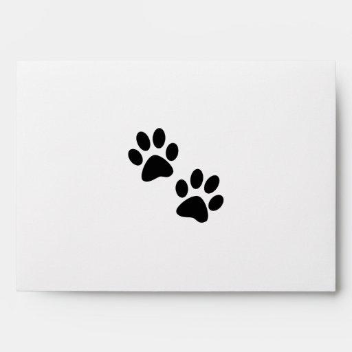 Paws Envelopes