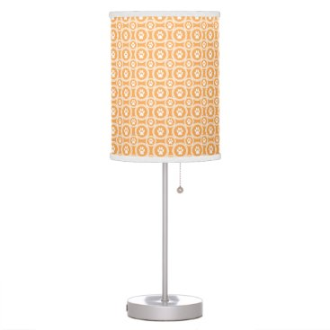 Professional Business Paws-for-Décor Lamp (Marigold)