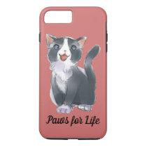 Paws for Life iPhone 8 Plus/7 Plus Case