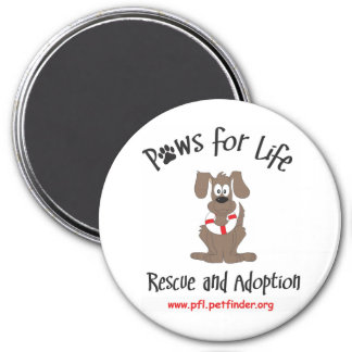 Paws for Life magnet