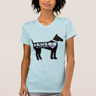 pAwS for our cause T-Shirt