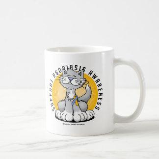 Paws for Psoriasis Coffee Mug