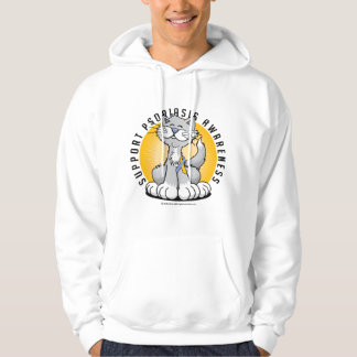 Paws for Psoriasis Hoodie