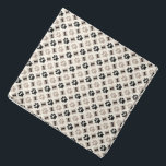 """Paws-for-Style Bandana (Multi)<br><div class=""""desc"""">Paws for style with our unique paw-inspired bandanas.  A great gift or stocking stuffer for pet,  pet-lovers and pet care professionals.</div>"""