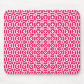 Paws-for-Style Mouse Pad (Cherry)