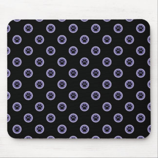 Paws-for-Style Mouse Pad (Dusk)