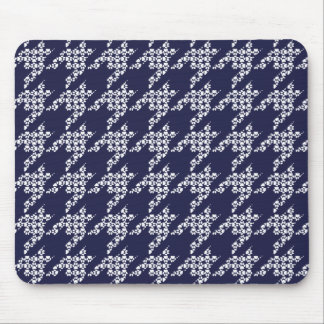 Paws-for-Style Mouse Pad (Navy)