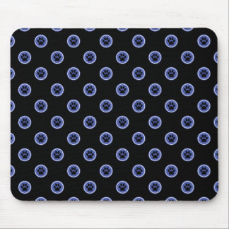 Paws-for-Style Mouse Pad (Sapphire)