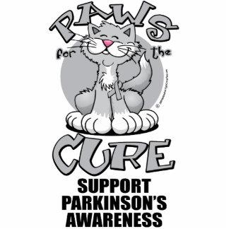 Paws for the Cure Cat Parkinson's Photo Sculptures
