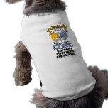 Paws for the Cure Cat Psoriasis Dog T Shirt