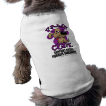 Paws for the Cure Cystic Fibrosis Shirt