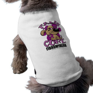 Paws for the Cure Fibromyalgia T-Shirt