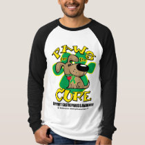 Paws for the Cure Gastroparesis T-Shirt