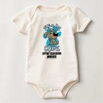 Paws for the Cure Scleroderma Baby Bodysuit