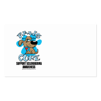 Paws for the Cure Scleroderma Business Card