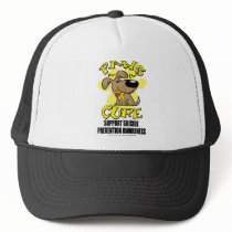 Paws for the Cure Suicide Prevention 2 Trucker Hat