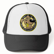 Paws for the Cure Suicide Prevention Trucker Hat