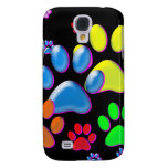 Paws Galaxy S4 Cover