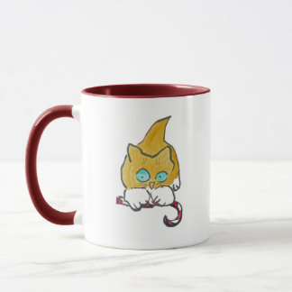 Paws have it, Ginny's Prize Mug