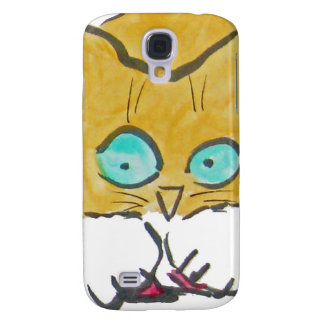 Paws have it, Ginny's Prize Samsung Galaxy S4 Cover