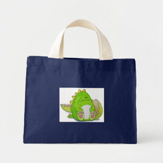 """Paws Here """"Paul"""" Small Tote Tote Bag"""