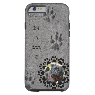 Paws in Cement - Always There Tough iPhone 6 Case
