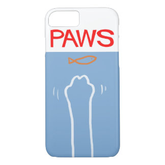 Paws iPhone 7 Case
