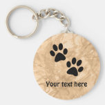 Paws Keychains