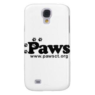 paws-logo-BLACK Galaxy S4 Case