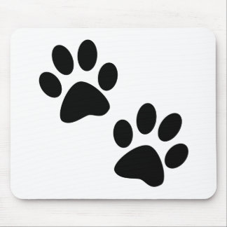 Paws Mouse Pad