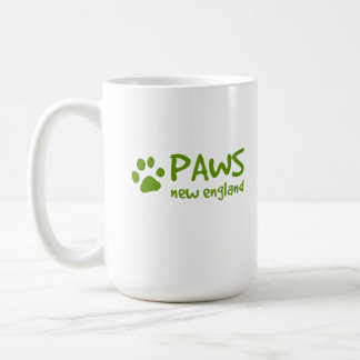 PAWS, mug, there's always room Coffee Mug