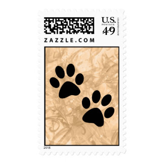 Paws Postage Stamps
