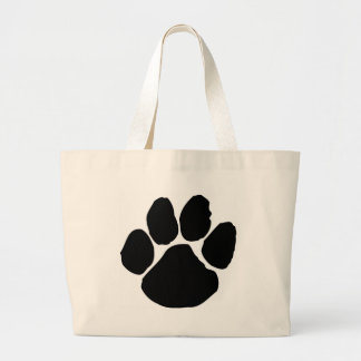 paws range of products large tote bag
