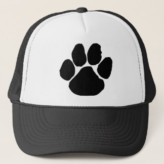 paws range of products trucker hat