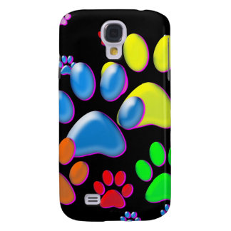 Paws Samsung Galaxy S4 Cases