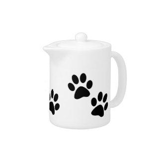 Paws Teapot
