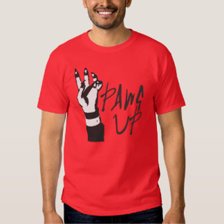 Paws Up, Little Monsters T-Shirt
