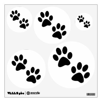 Paws Wall Sticker