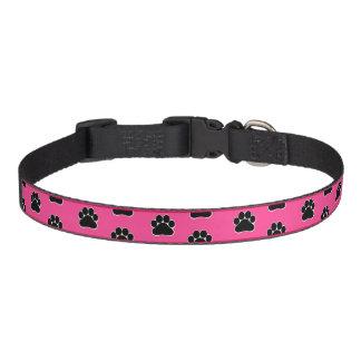 Pawsibly Pet Collar - Pink Medium